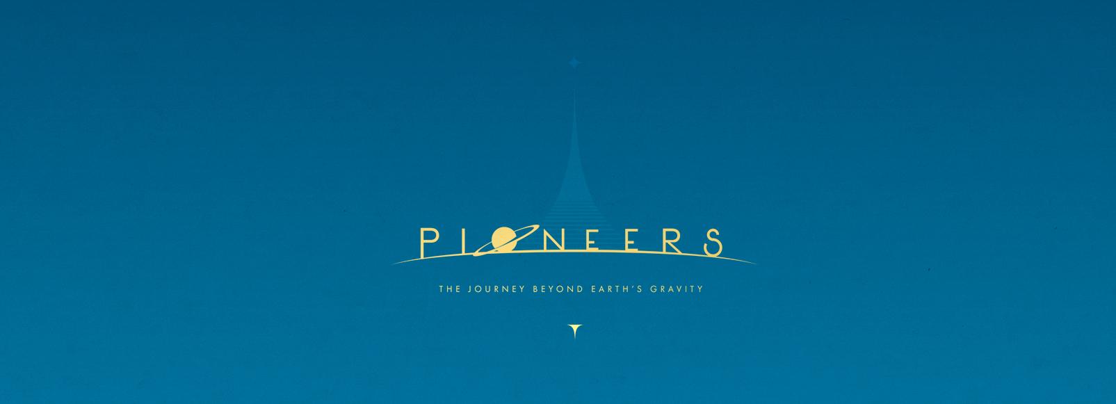 Pioneers page header