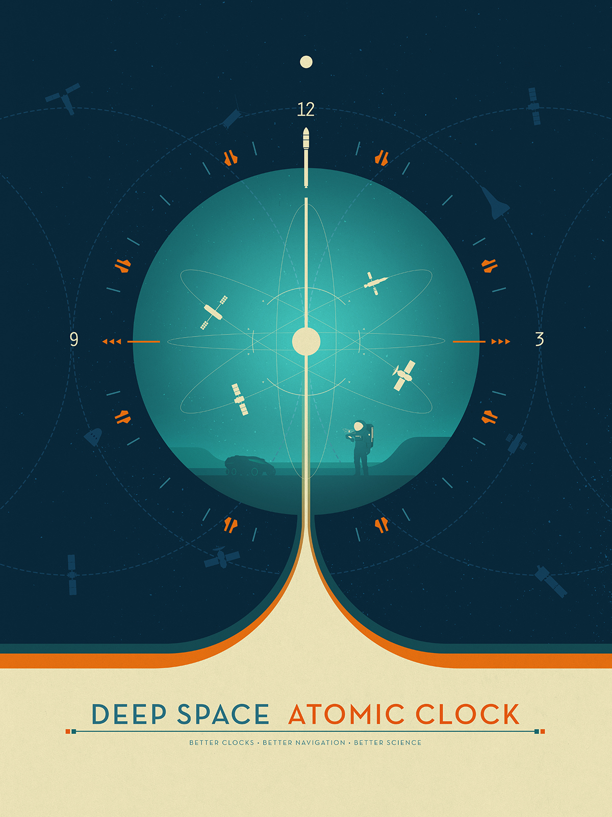 Deep Space Atomic Clock Poster_Artist Version_web